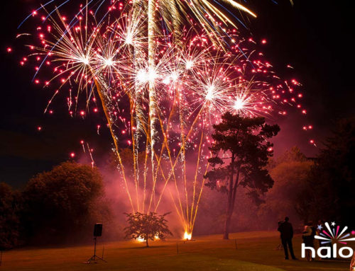 Dazzling Symphony Fireworks Display Package