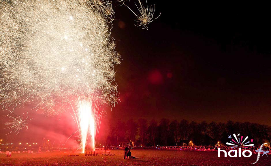 Frequently Asked Questions about Fireworks Displays – Halo FX