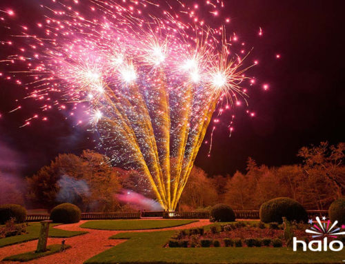Scattering Ashes with Fireworks – whats involved?