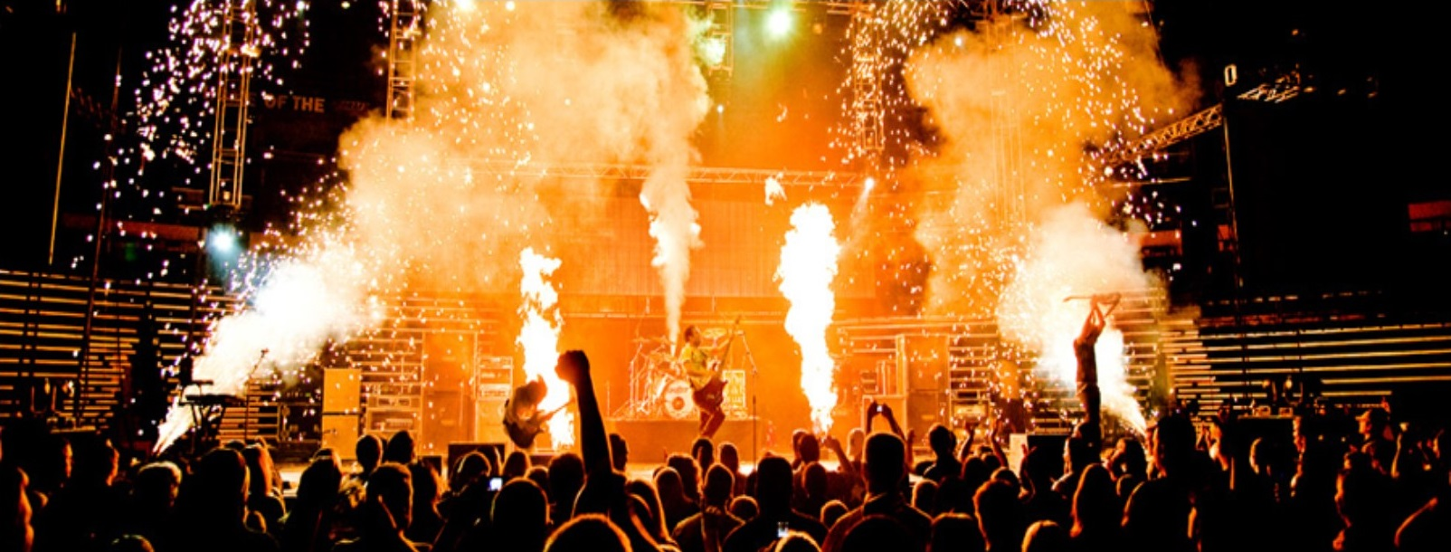 Stage Pyrotechnics and Flame special effects